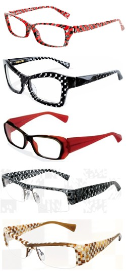 Alain Mikli Eyeglass Collection